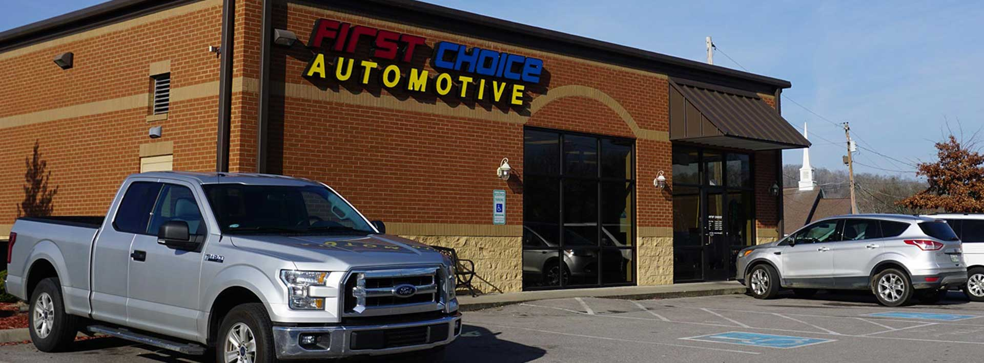 First Choice Auto Solway Shop